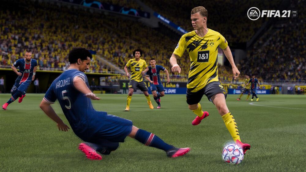 Estas são todas as principais novidades de jogabilidade de Fifa 21 reveladas pela EA Sports