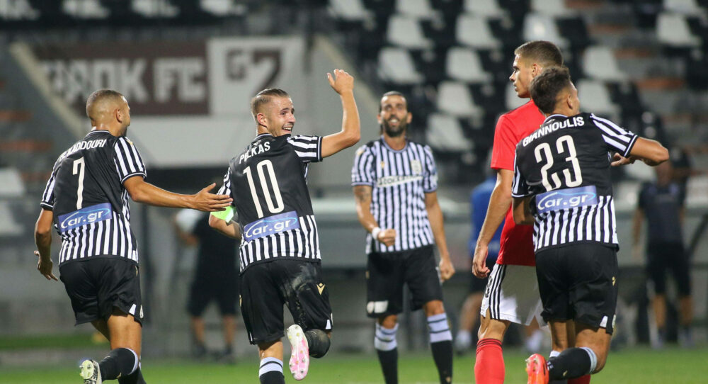 O PAOK estragou os planos de Jorge Jesus e eliminou da Champions o Benfica, agora relegado à Liga Europa