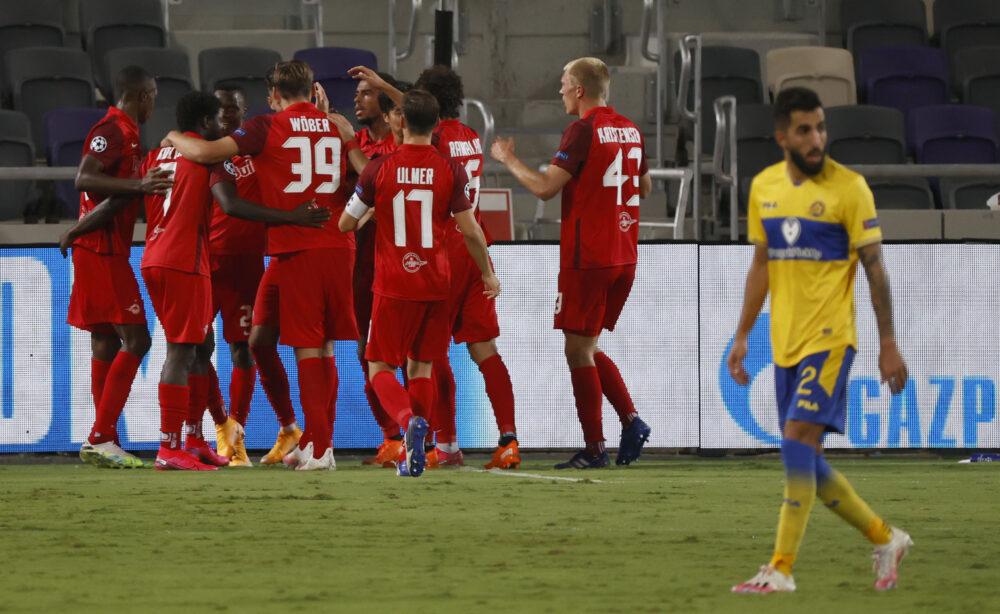 De virada, Red Bull Salzburg e Krasnodar vencem a ida dos playoffs, se aproximando da fase de grupos da Champions