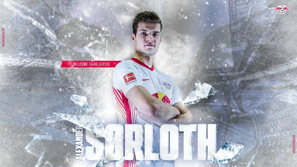 Cobiçado por vários clubes, Sörloth será a nova referência do RB Leipzig e eleva o potencial ofensivo do time