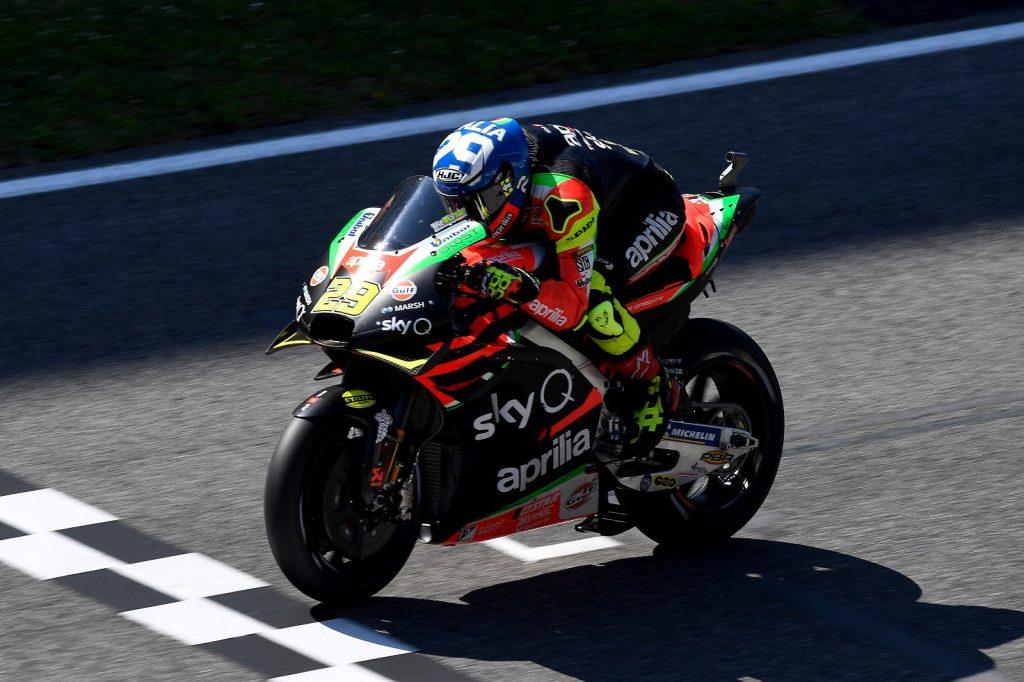 MotoGP 2019 Itália Mugello Aprilia Andrea Iannone