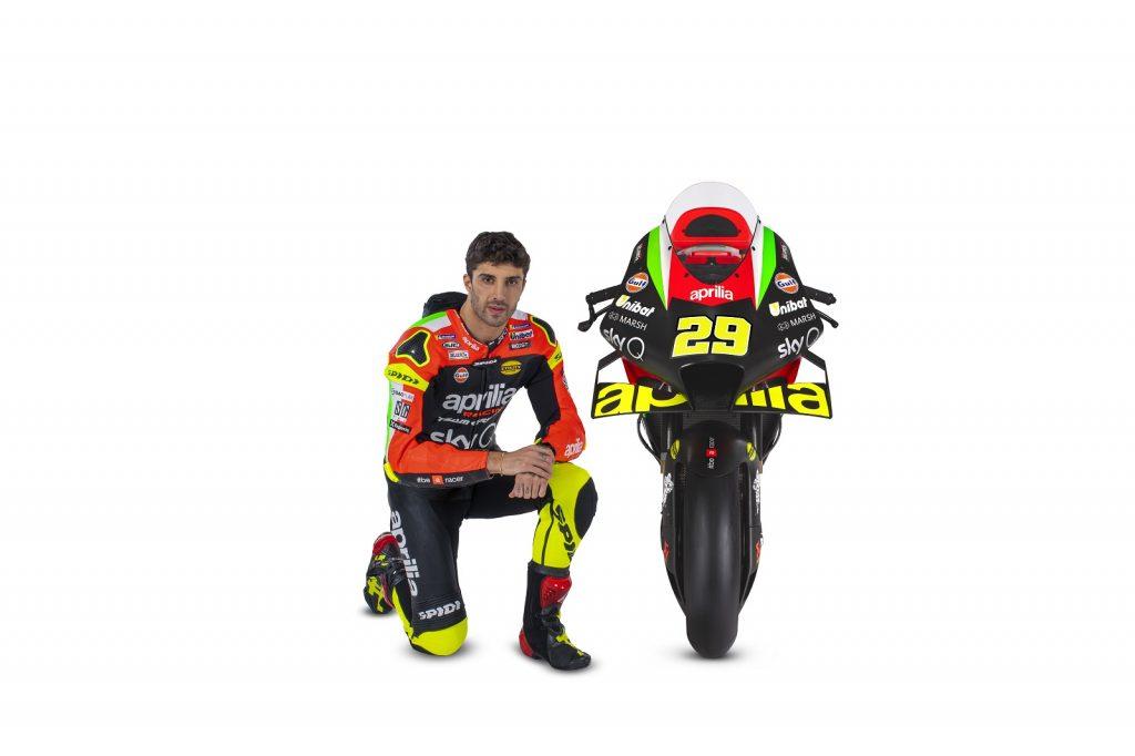 MotoGP 2020 Aprilia Andrea Iannone