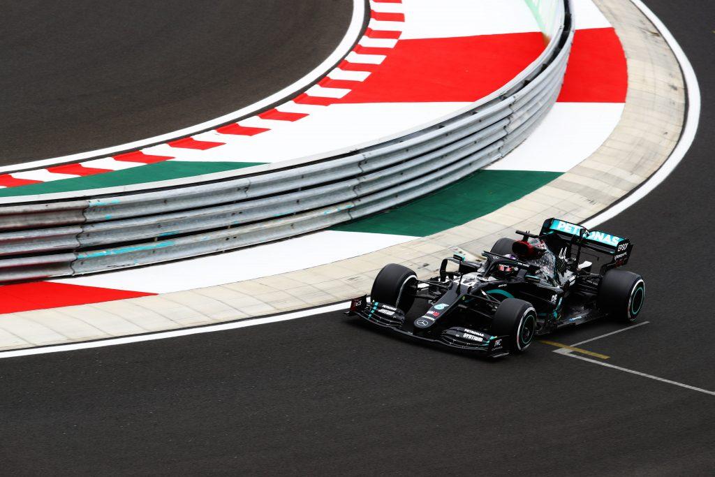 GP da Hungria 2020, Lewis Hamilton