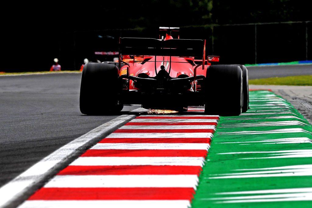 Ferrari, GP da Hungria 2020,