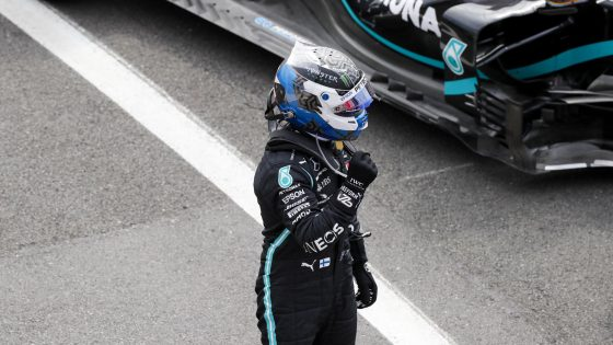 Valtteri Bottas, Mercedes, GP dos 70 Anos,