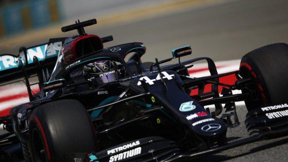 Lewis Hamilton, GP da Espanha 2020, Mercedes,