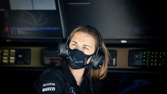 Claire Williams,