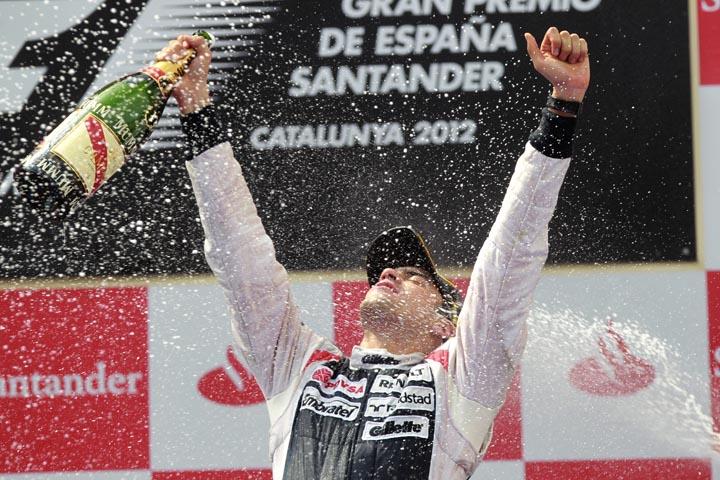 PASTOR MALDONADO; WILLIAMS; GP DA ESPANHA; BARCELONA; 2012