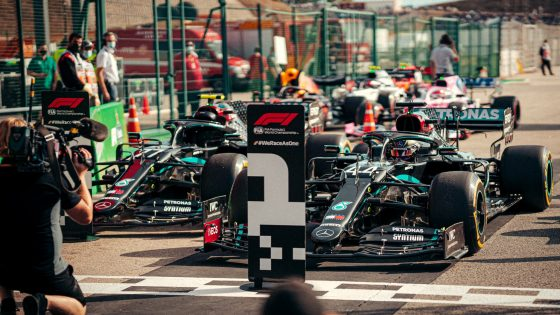 Bottas, Hamilton, Mercedes, GP de Portugal 2020,