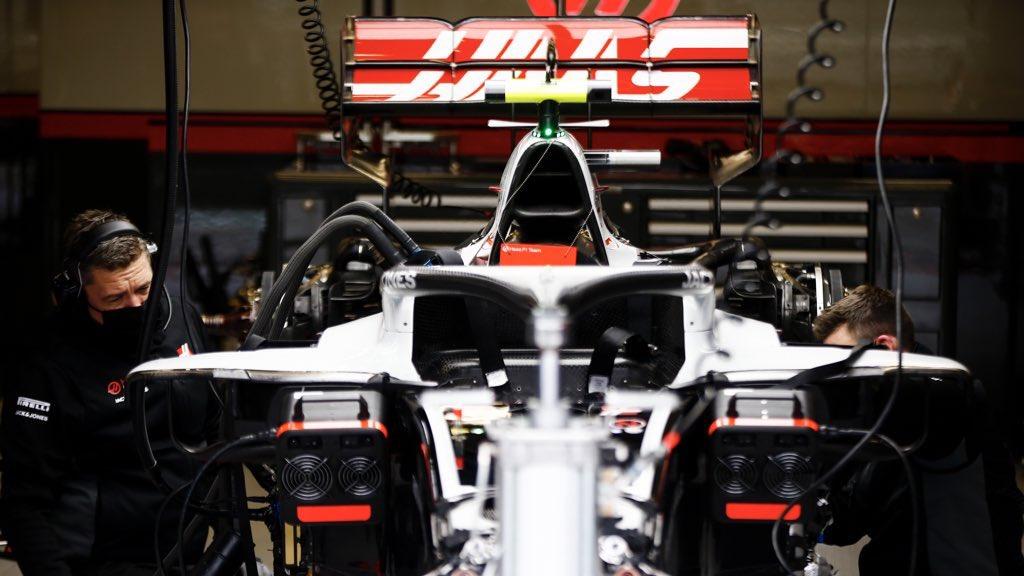Haas, F1 2020,