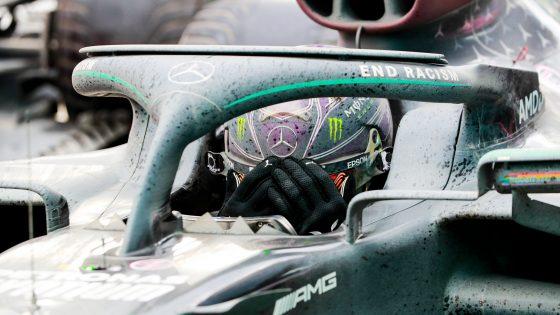 Lewis Hamilton, hepta, GP da Turquia 2020,