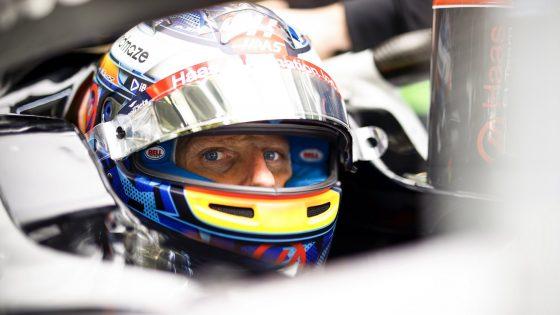 Romain Grosjean, Haas, acidente GP do Bahrein 2020,