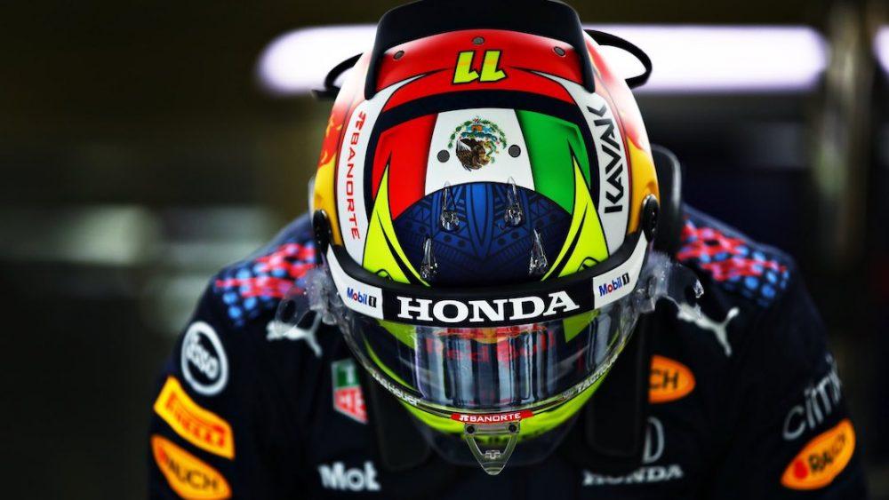 Sergio Pérez, Red Bull 2021,