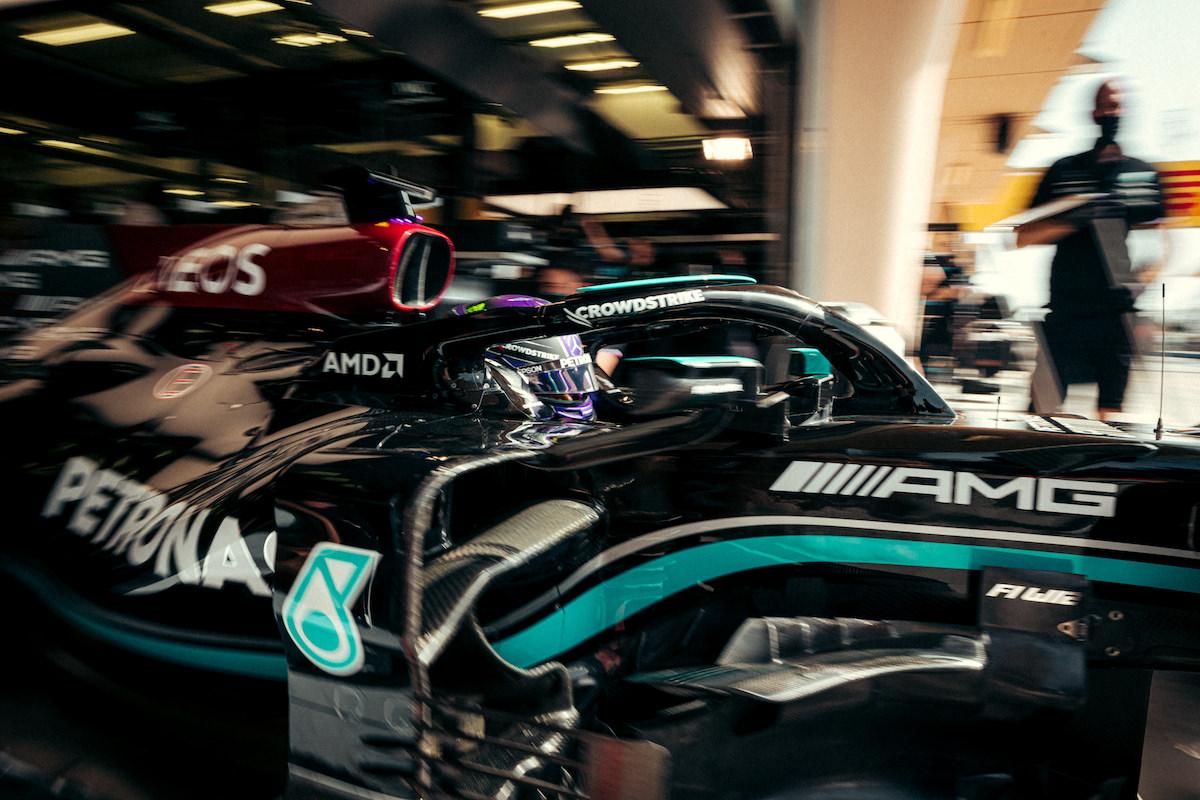 GP do Bahrein 2021, Lewis Hamilton, Mercedes,