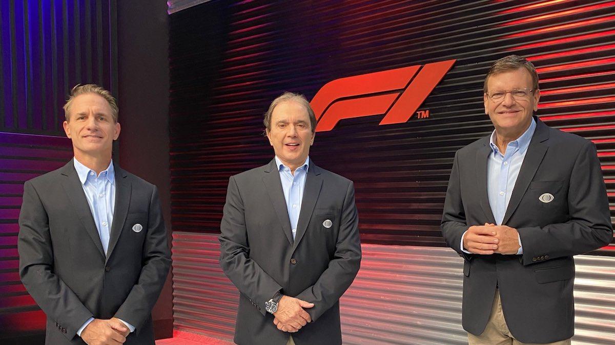 Felipe Giaffone, Reginaldo Leme, Sergio Mauricio, Band, F1 2021,