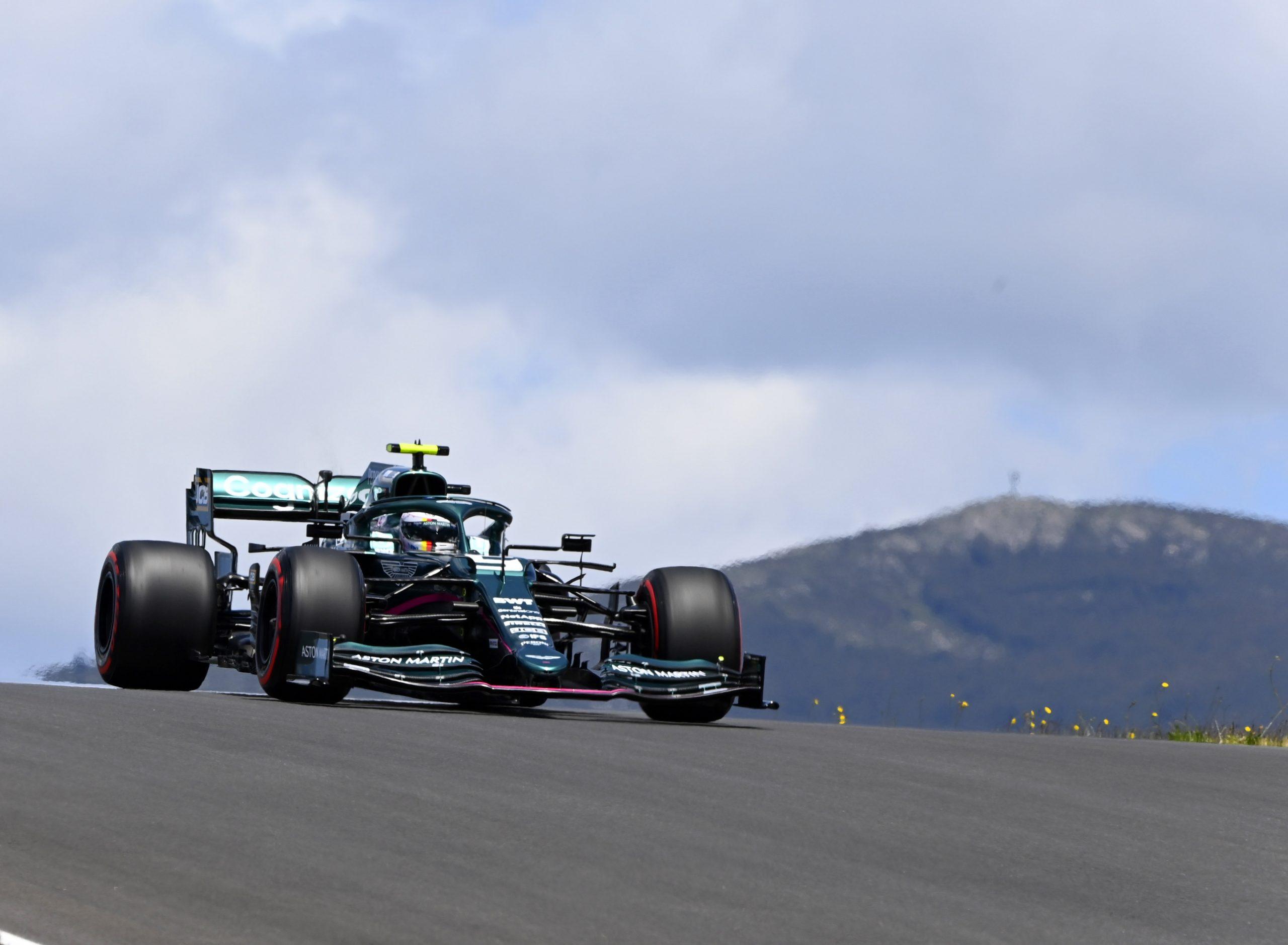Aston Martin, Vettel, GP de Portugal 2021,