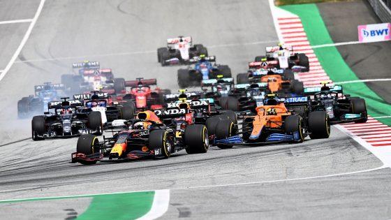 GP da Áustria 2021,