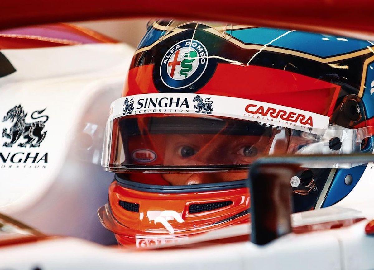 Kimi Räikkönen, Alfa Romeo,