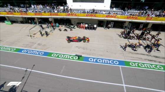 Max Verstappen, GP dos EUA 2021, boxes,